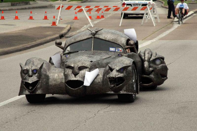 Rent A Batman Car