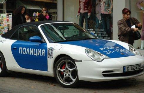 Porsche Police
